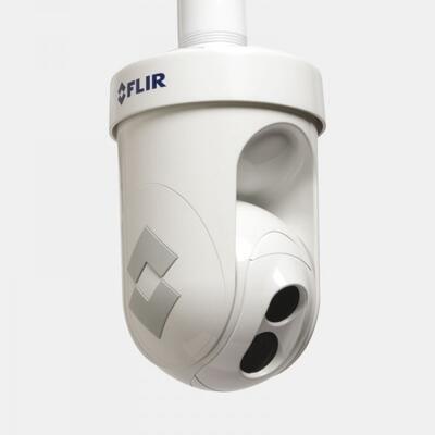 Termokamera FLIR D-series vhodná na bezpečnostné aplikácie - 3