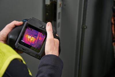 Termokamera FLIR T540 pre stavebníctvo a priemysel - 3