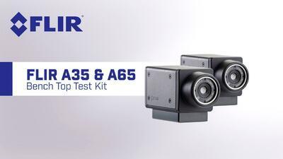 Termokamera FLIR A65 pre priemysel - 3