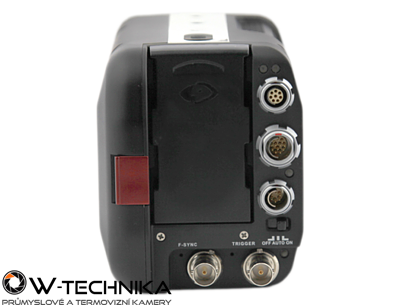 Vysokorýchlostná Vysokorýchlostná kamera Phantom Miro 311 - 3