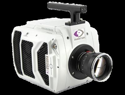 Vysokorýchlostná kamera Phantom v2512 - 3
