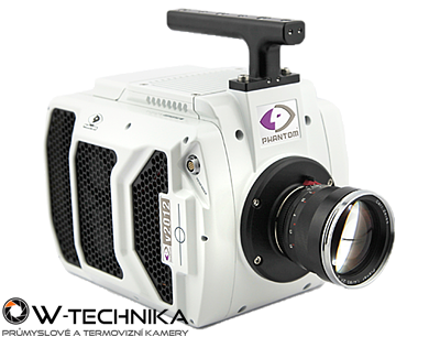 Vysokorýchlostná kamera Phantom v2012 - 3