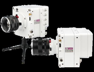 Vysokorýchlostná kamera Phantom VEO 640 - 3