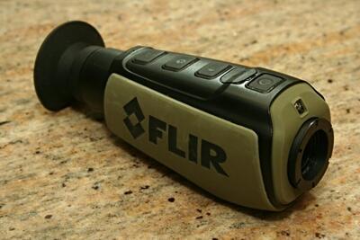Termovízia FLIR Scout III 320 pre nočné videnie - 4