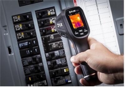 Vizuálny infračervený teplomer FLIR TG267 - 4