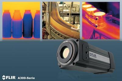 Termokamera FLIR A310 pre priemyselné aplikácie - 4