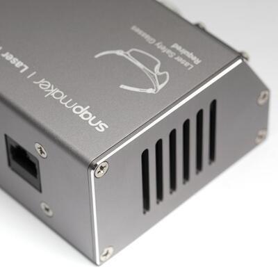 Laserová hlava Snapmaker 1600 mW pro řezání na 3D tiskárnu Snapmaker Original - 4