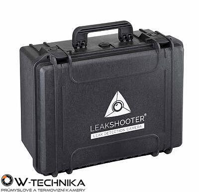 Leakshooter LKS1000 akustická kamera pre detekciu úniku plynov - 4