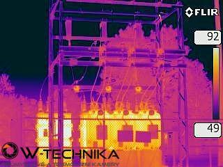 Termokamera FLIR E40 pre priemysel a stavebníctvo - 4