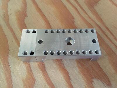 Strojný zverák pre Pocket NC - 4