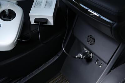 Nabíjačka do auta pre modelový rad dronov DJI Phantom 4 - 4