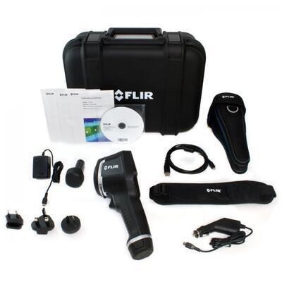 Termokamera FLIR E4 pre priemysel a stavebníctvo - 4