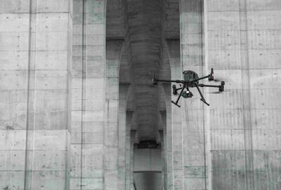 DJI M300 RTK – dron na inšpekcie a vyhľadávanie - 4