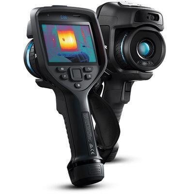 Termokamera FLIR E86 pre priemysel a stavebníctvo - 4