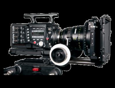 Vysokorýchlostná kamera Phantom Flex4K - 4