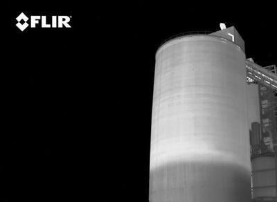 Termokamera FLIR PT-series vhodná pre bezpečnostné aplikácie - 4