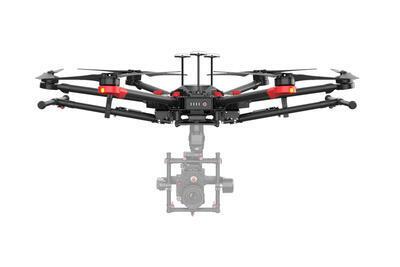 POŽIČOVŇA – DRON DJI M600 PRO S PILOTOM - 4