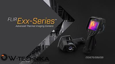Termokamera FLIR E95 pre priemysel a stavebníctvo - 4