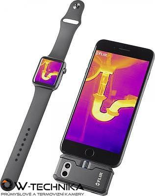 Termokamera FLIR ONE Pro – pre mobilné telefóny Apple iPhone (s iOS) - 4
