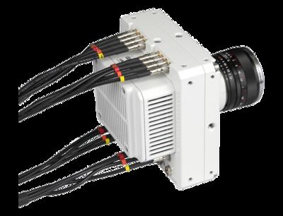 Vysokorýchlostná kamera Phantom S990 - 4