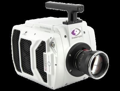 Vysokorýchlostná kamera Phantom v1212 - 4