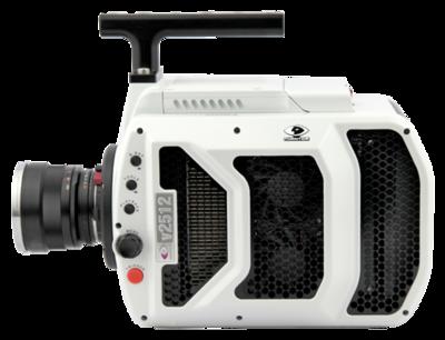 Vysokorýchlostná kamera Phantom v2012 - 4