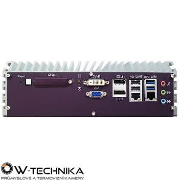 Vecow priemyselné PC ECS-7800-PoE - 4