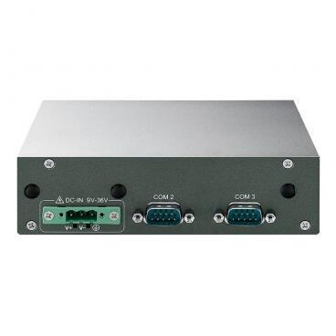 Vecow priemyselné PC SPC-3510/20/30 - 4