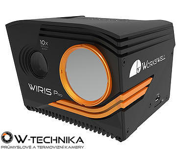 Zostava: Workswell WIRIS Pro & DJI M600 Pro & DJI RONIN-MX - 4