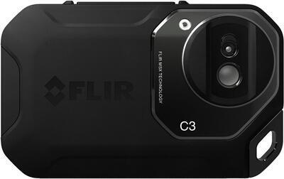 Malá a ľahká termokamera FLIR C3 - 5