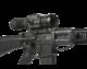 Termo puškohľad AGM SECUTOR TS50-384 - 5/6