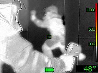 Požičovňa – termokamera FLIR K2 pre hasičov - 5