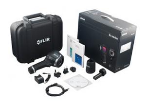 Termokamera FLIR E4 pre priemysel a stavebníctvo - 5