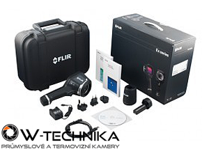 Termokamera FLIR E5 pre priemysel a stavebníctvo - 5