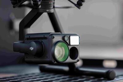 DJI ZENMUSE H20T – termokamera na dron DJI M300 RTK - 5