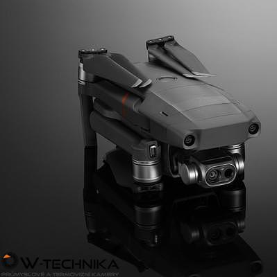 Kombo dron s termokamerou pre poľovníkov a koscov - 5