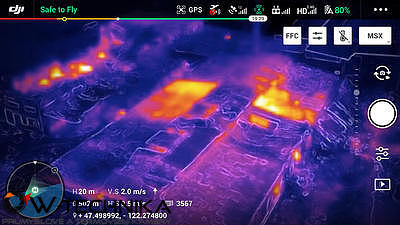 POŽIČOVŇA – DRON DJI MAVIC 2 ENTERPRISE DUAL - 5