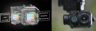 Termokamera pre drony DJI ZENMUSE XT2 - 5