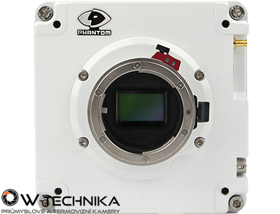 VVysokorýchlostná kamera Phantom VEO-E 340L - 5