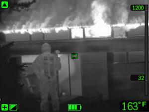 Termokamera FLIR K45 pre hasičov - 6