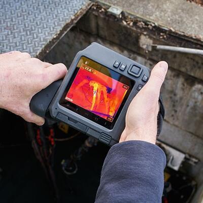 Termokamera FLIR T540 pre stavebníctvo a priemysel - 6