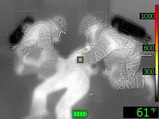 Požičovňa – termokamera FLIR K2 pre hasičov - 6