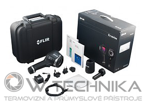 Půjčovna - termokamera FLIR E6xt pro průmysl a stavebnictví - 6