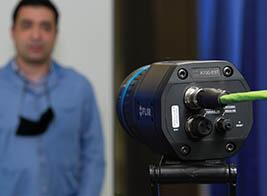 Termokamera FLIR A500-EST na screening horúčkovitých stavov - 6