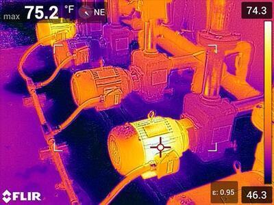 Termokamera FLIR T530 pre stavebníctvo a priemysel - 6