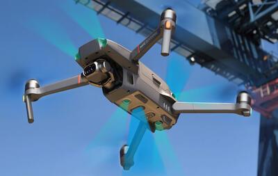 POŽIČOVŇA – DRON DJI MAVIC 2 ENTERPRISE DUAL - 6