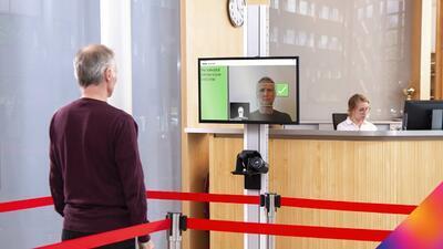 Termokamera FLIR E86-EST na screening horúčkovitých stavov - 6