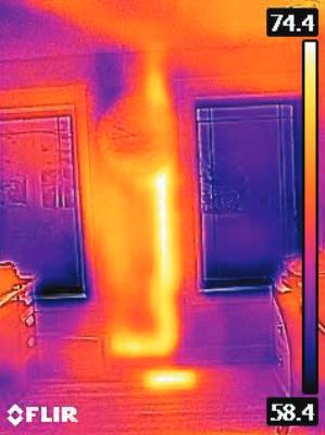 Malá a ľahká termokamera FLIR C3 - 7
