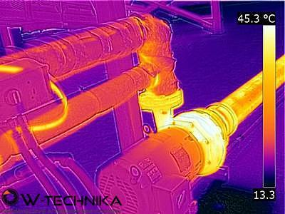 Termokamera FLIR T530 pre stavebníctvo a priemysel - 7