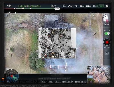 Termokamera pre drony DJI ZENMUSE XT2 - 7